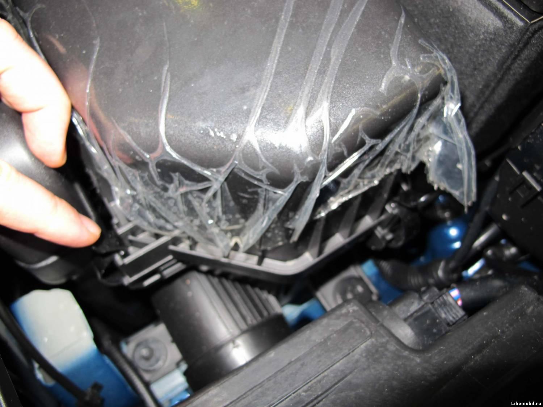 Замена воздушного фильтра хендай солярис своими руками видео